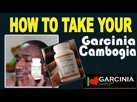 How To Take Garcinia Cambogia Pills - How Much Capsules For Weight Loss?