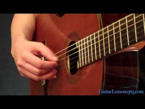 Developing Fingerstyle Guitar Independence - Part One