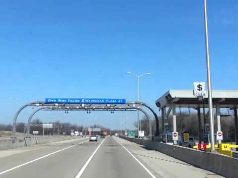 This is how the I pass works in Illinois