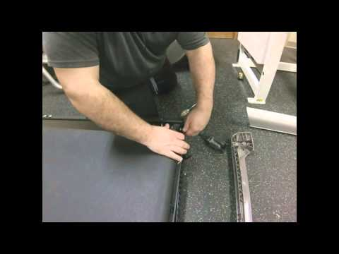 Treadmill Walking Belt Installation Video by Treadmill Doctor