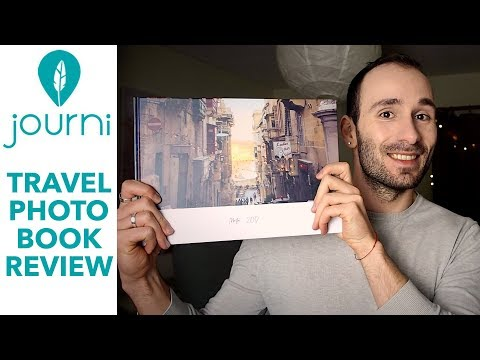 JOURNI [TRAVEL APP] PHOTO BOOK - REVIEW