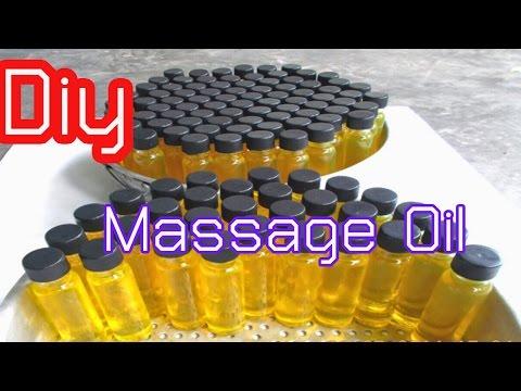 Diy massage oil massage oil homemade recipe using herbs For massage and spa thai massage spa