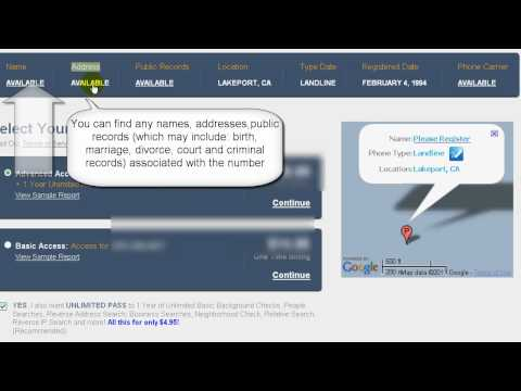 Look up by number reverse mobile phone numbers to try | reverse look up landline #s