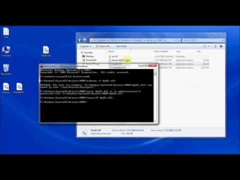 How To: Install a Driver using a DLL File (Windows 10, 8, 7, XP & more)