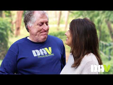 Veterans and their caregivers - Bobby Barrera