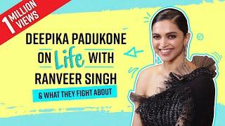 Deepika Padukone on life with Ranveer Singh post marriage, battling depression and sexism | Chhapaak