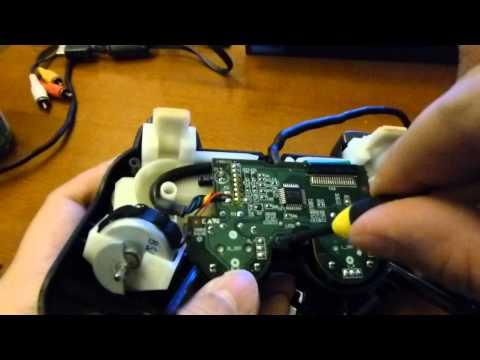 [vlog] PS2 controller cleanup, teardown, repair