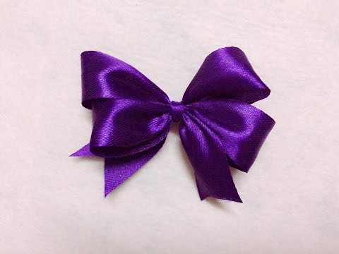 Make Simple Easy Bow, Twisted Boutique Hair Bow by Dzung Mac