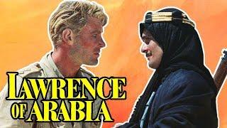 How David Lean Created Ali's Mesmerizing Entrance   Lawrence of Arabia