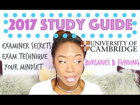 MY TOP STUDY TIPS (GCSE & A-LEVEL GRADE 8/9) | imani shola