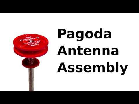 Pagoda Antenna Assembly