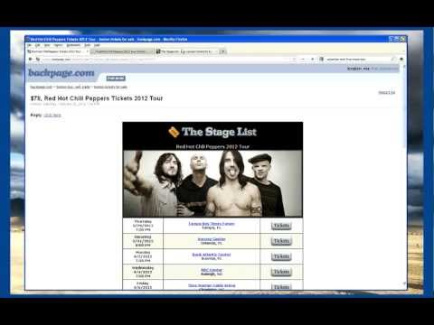 TheStageList - Make Big Profits Selling Concert Tickets Online
