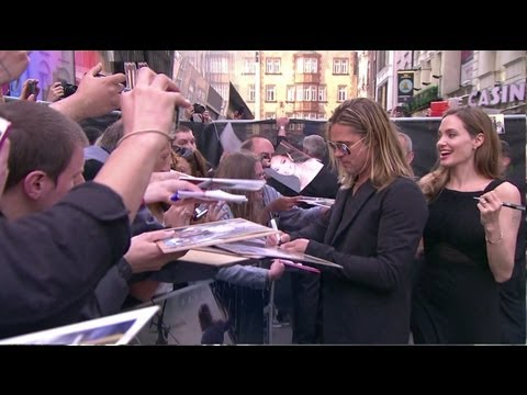 WORLD WAR Z - Global Premiere Newswrap - Featuring MUSE!