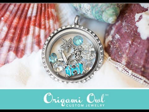 Origami Owl Jewelry Review & Giveaway {CLOSED}