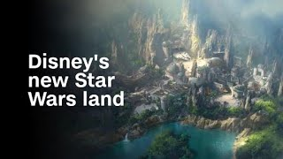 Get the first glimpse of Disney
