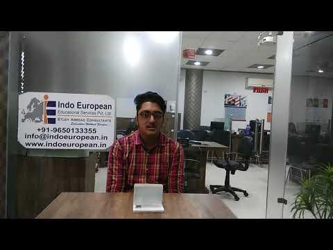 Our Student Mr. Akarshit got study Visa for France