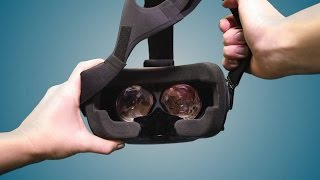 A Virtual Reality Guide to Virtual Reality (360 Video)