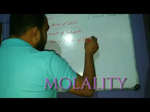 CONCENTRATION (NORMALITY-MOLARITY)