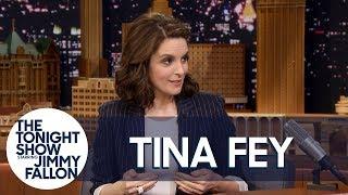Tina Fey Debuts Her Daughters