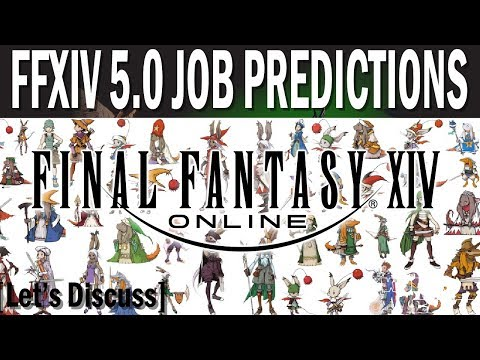 FFXIV 5.0 Job Predictions and Battle System Changes [Let's Discuss]
