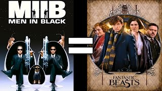 24 Reasons Men in Black 2 & Fantastic Beasts And Where To Find Them Are The Same Movie