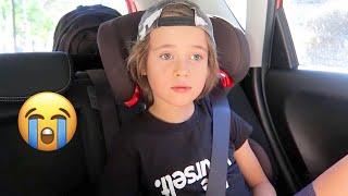 JoJo Cried for his girlfriend Sienna 😢 YouTube family vlogs 🎥