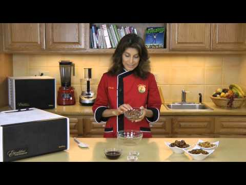Raw Food Recipe: Candied Pecans