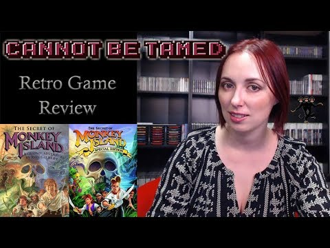 The Secret of Monkey Island (PC / XBox 360) - Retro Game Review