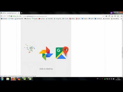 Using ExplosionField library in Android Studio