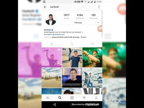 How to check someone's Instagram profile???