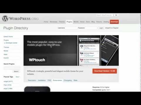 How to Create a Mobile Friendly Version of Your WordPress Website | NewMediaWorkshop.tv