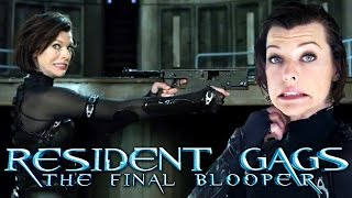 Resident Gags: The Final Blooper