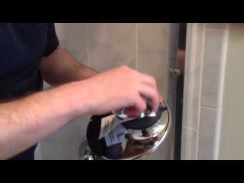 How to install a Waterpik shower head