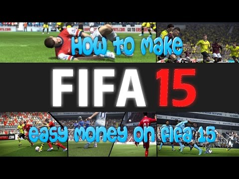 Ways to make money on Fifa 16!- Fifa 16 Ultimate Team