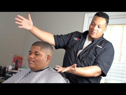 ULTIMATE BALD FADE TUTORIAL: Step by step