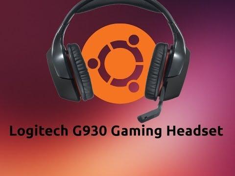 Ubuntu - Logitech G930 Gaming Headset