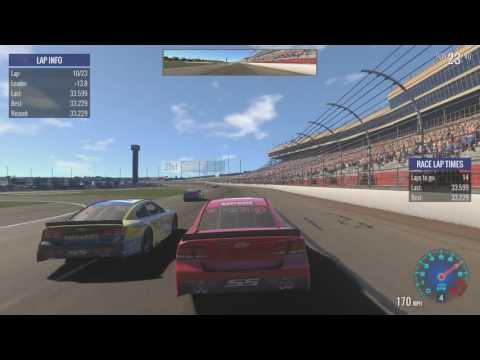 NASCAR heat Evolution (career) race 2 Quicktrip 400