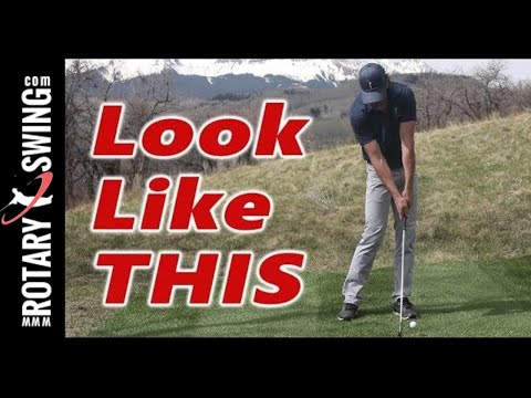 Stop Flipping at Impact in Golf
