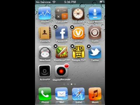 How to download free Music on IPod touch jailbroken