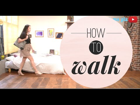 How to Walk in Good Posture | Body Posture Equalls Mind Posture