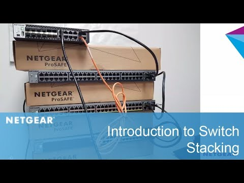 Everything You Wanted to Know About Switch Stacking | NETGEAR Business