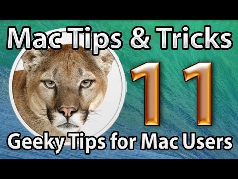 Mac Terminal Command Tips and Tricks