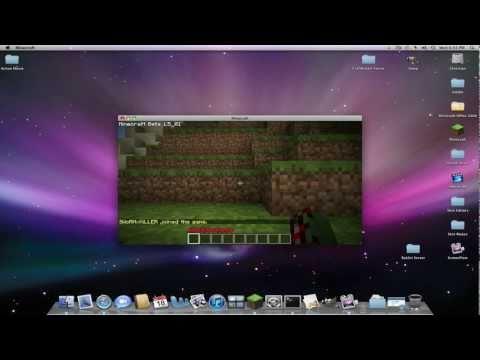 How to Make A Minecraft Bukkit Server for Beta 1.7.2 [HD] Mac/PC