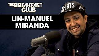Lin-Manuel Miranda Talks Hip Hop Influences, Puerto Rico Relief & More