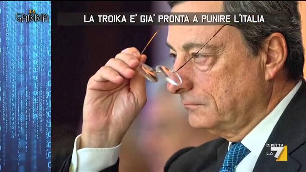 La troika è già pronta a punire l'Italia (Nessuno)