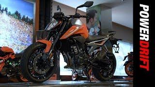 KTM Duke 790 : The Scalpel is in India : PowerDrift