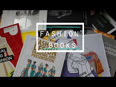 Fashion Design Books for Fashion Students | The best ones