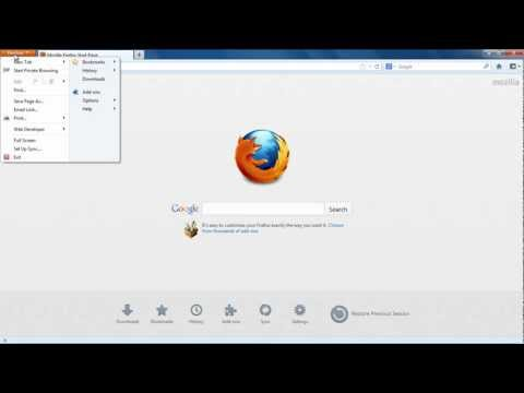 How to Set Password in Firefox