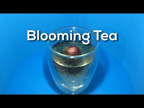 Dragon Balls Blooming Tea