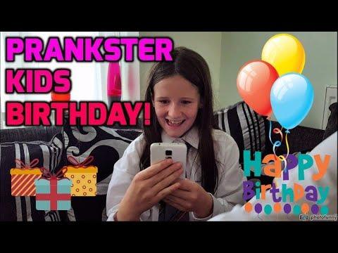 Prankster Kids Birthday - Hospital Update - Prankster Kids